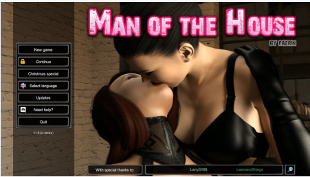 Man Of The House 1.0.2c Game Walkthrough Download for PC