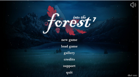INTO THE FOREST Game Walkthrough Download for PC