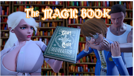 THE MAGIC BOOK Game Walkthrough Download for PC