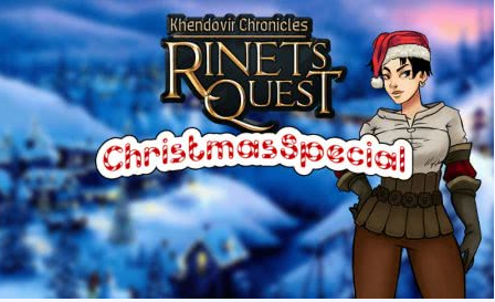 KHENDOVIRS CHRONICLES – RINETS QUEST 1.2 Game Walkthrough Download for PC
