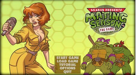 THE MATING SEASON 1.03 Game Walkthrough Download for PC