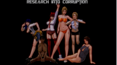 RESEARCH INTO CORRUPTION 0.6.5 Game Walkthrough Download for PC
