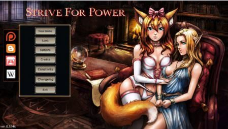 STRIVE FOR POWER 0.5.25 Game Walkthrough Download for PC