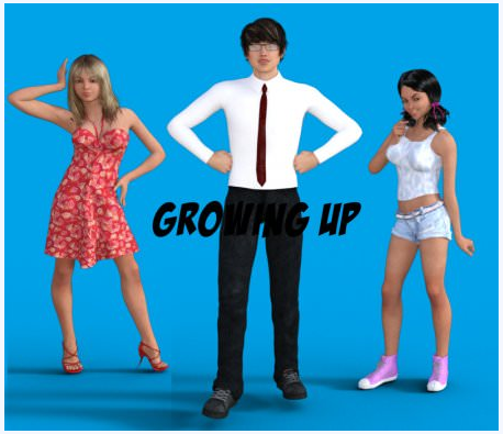 GROWING UP Game Walkthrough Download for PC