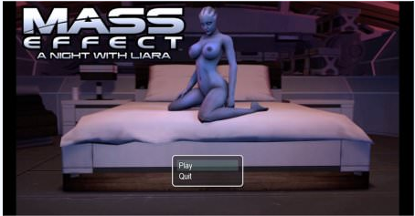 A NIGHT WITH LIARA 1.0 Game Walkthrough Download for PC