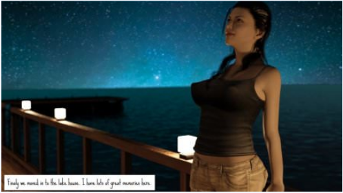 THE LAKE HOUSE Game Walkthrough Download for PC