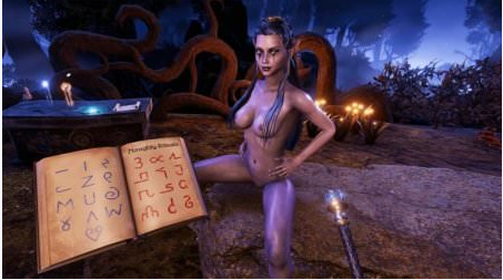 ELVEN LOVE: NAUGHTY RITUALS Game Walkthrough Download for PC
