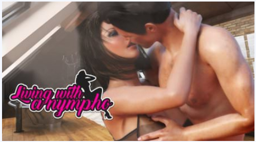LIVING WITH A NYMPHO Game Walkthrough Download for PC