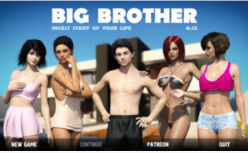 BIG BROTHER 0.13.0.007 Game Walkthrough Download for PC