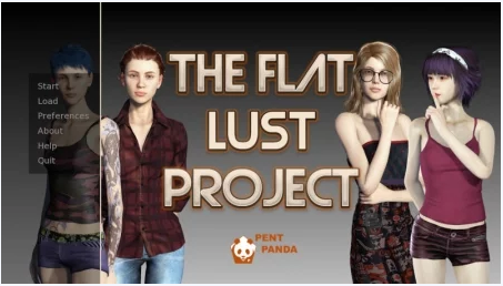 THE FLAT LUST PROJECT Game Walkthrough Download for PC