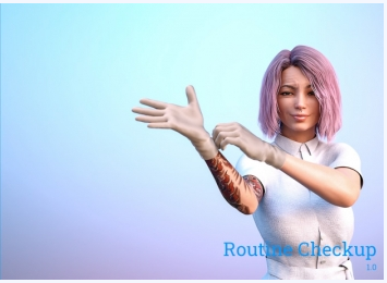 ROUTINE CHECKUP 1.0 Game Walkthrough Download for PC