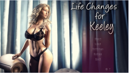 LIFE CHANGES FOR KEELEY 1.0 Game Walkthrough Download for PC
