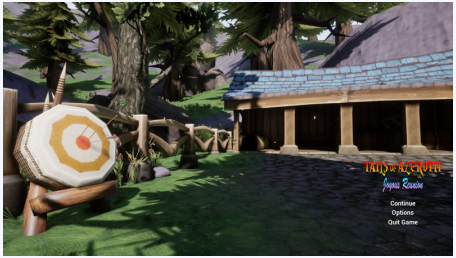 JOYOUS REUNION - TAILS OF AZEROTH SERIES 1.0b Game Walkthrough Download for PC