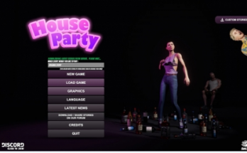 House Party 0.18.1 Game Walkthrough Download for PC