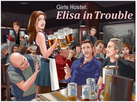 GIRLS HOSTEL: ELISA IN TROUBLE 1.0.0a Game Walkthrough Download for PC