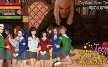 Teen Witches Academy 0.19.6 Download Walkthrough for PC Game
