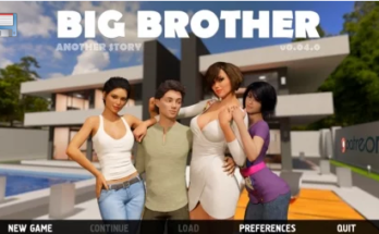 Big Brother: Another Story 0.07.p1 Game Walkthrough Download for PC